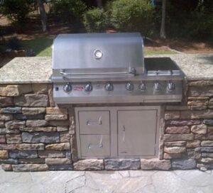 grilling island